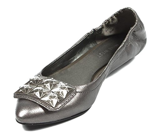 NINE WEST - Ballerine Donna NWDAGNER PEWTER Tacco: 1.5 cm Nero