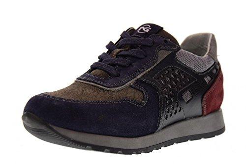 NERO GIARDINI chaussures junior espadrilles A734331M / 200 BLEU (31/34)