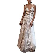 c41961c3823 MINXINWY Vestidos de Fiesta Mujer Largos Sexy