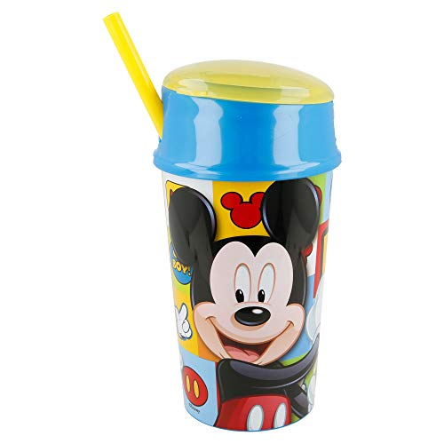 Vaso Snack 400 ML | Mickey Mouse - Disney - Icons