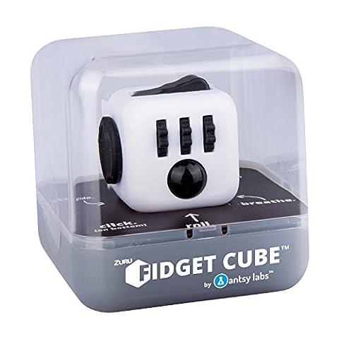 Fidget Cube 34553 Original Cube von Antsy Labs, Spielzeug, Dice (Dresden Sessel)