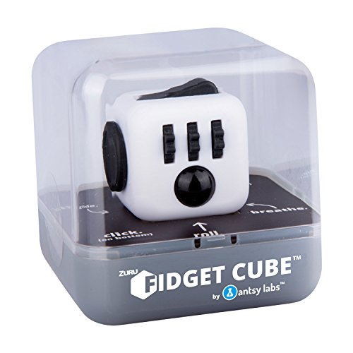 *Fidget Cube 34553 – Original Cube von Antsy Labs, Spielzeug, Dice*