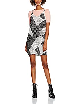 New Look Damen Kleid Una Colour Block Slip
