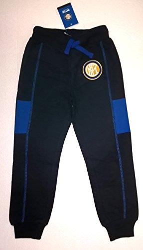 Completo Bimbo Inter Pantaloni Felpa Tuta Prodotto Bambino qZ1gRqn