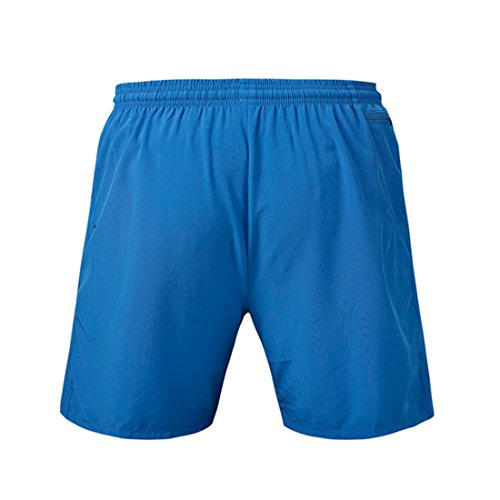 Men's comfortable Breathable Running Shorts blue