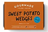 Gourmade Sweet Potato Wedges with Seasoning, 200g (Frozen)