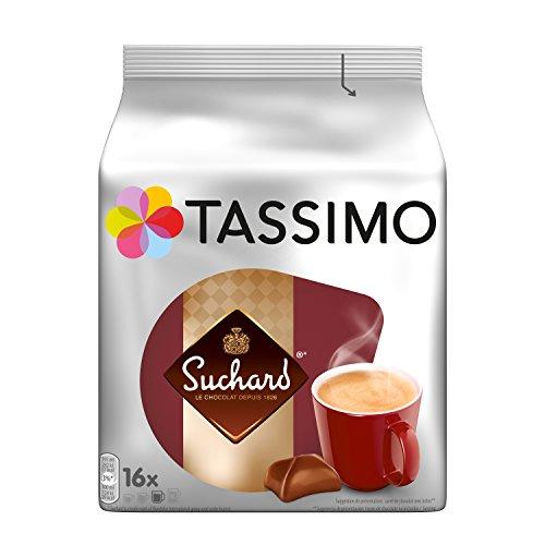Tassimo Suchard Kakao, 5er Pack Kakaospezialität T Discs (5 x 16 Getränke) (Kakao Freunden)