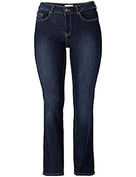 sheego Denim Donne Jeans Bootc