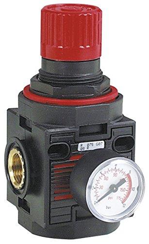 Regulador presión aire manómetro compresores aire