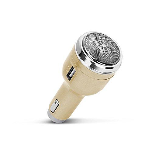 SUKILIU Auto-Ladegerät, Rapid USB Car Adapter mit Rasur und Sicher Hammer-Funktion Für iPhone, Mehr Telefone und Tablets