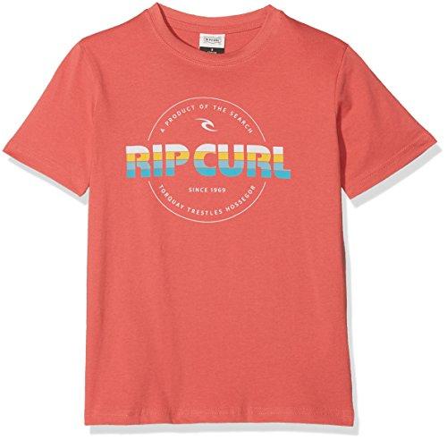 RIP CURL niños de círculos Big Mama Camiseta de Manga Corta