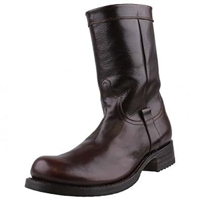 Sendra Herren Stiefel 8855 braun, Schuhgröße:EUR 40