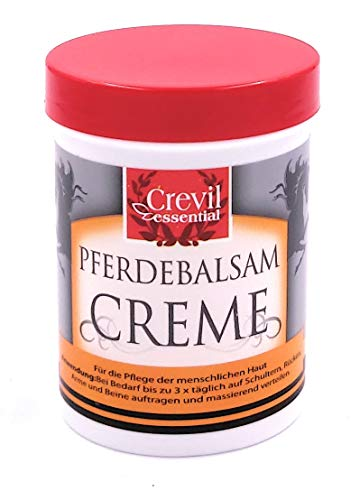3 x Crevil essential Pferdebalsam Creme, 150ml