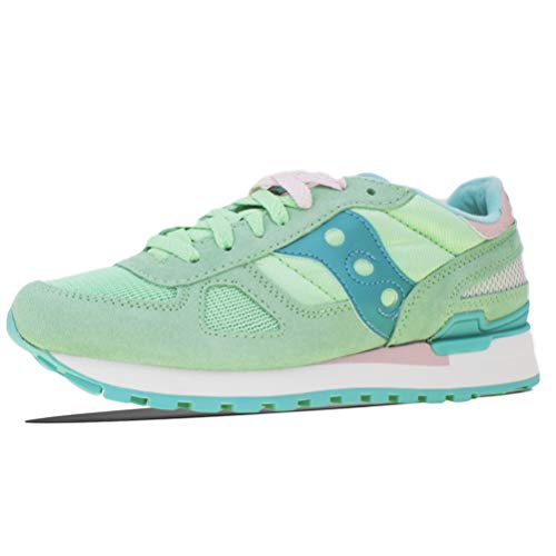 Saucony Shadow Original Sneakers Menta Scarpe Donna 1108-747 38