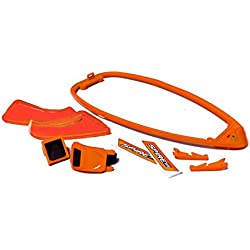 Virtue Paintball Spire III Loader kit de Couleur, Orange