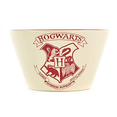 Harry Potter - Keramik Müslischüssel Müslischale - Hogwarts - Logo