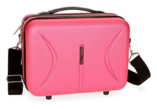 Camboya beauty case da viaggio, 29 cm, 9.14 liters, rosa
