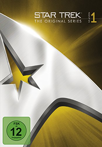 Star Trek - The Original Series, Season 1 [8 DVDs] -