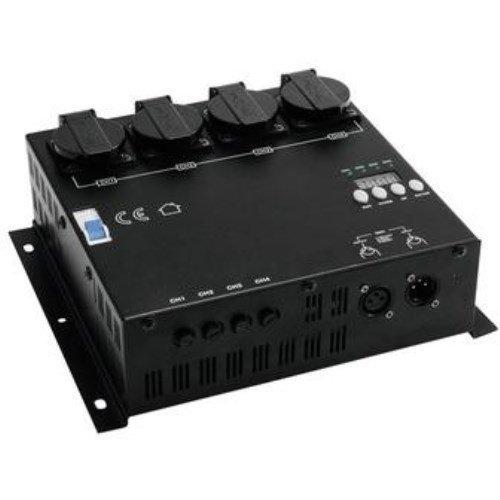 Eurolite EDX-4R DMX RDM Dimmerpack 70064073