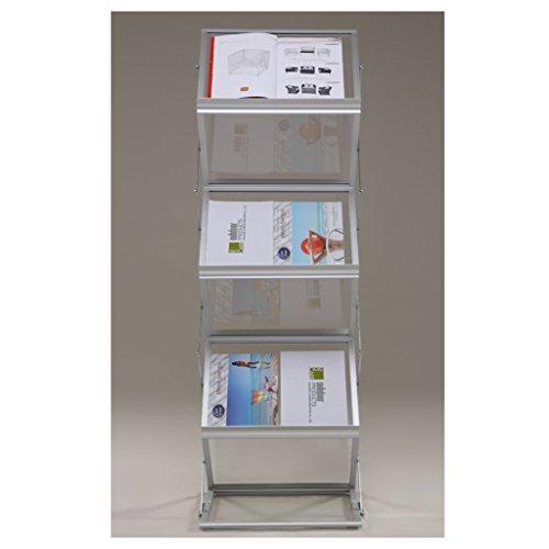Faltbarer Prospektständer Katalogständer JL3527