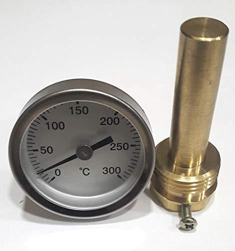 Termómetro para Puerta de hornos de leña