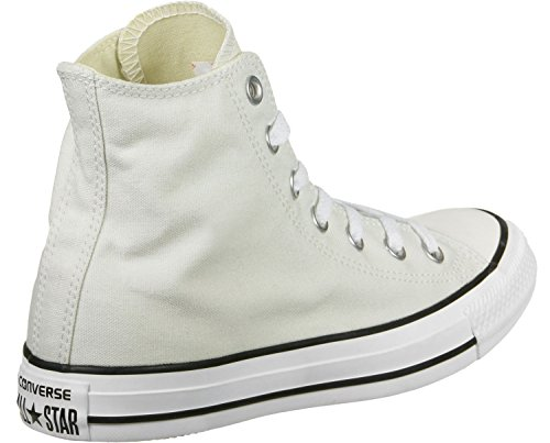 Converse All Star Hi Seasonal, Sneakers Alte Unisex – Adulto Bianco sporco