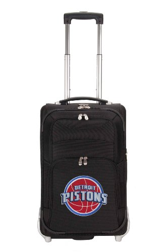 nba-detroit-pistons-denco-21-inch-carry-on-luggage-black