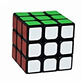 goodcube Yongjun YJ Guanlong 3x 3x 3velocidad Magic Speed Cube juguetes negro