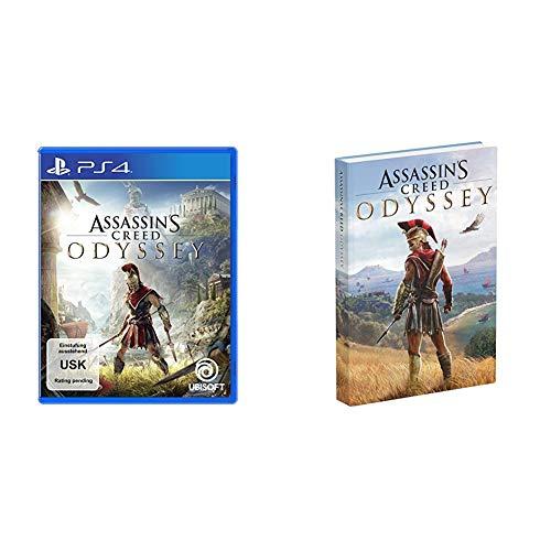 Assassin's Creed Odyssey - Standard Edition - [PlayStation 4] inkl. Lösungsbuch