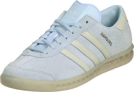 38.5 Blue adidas Hamburg W Sneaker per Donna Blu 38 2 3. Da Uomo Adidas  Vantage Scarpe da ginnastica Grey Court ... 8ef39b6e96d