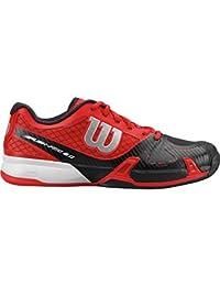 Wilson Rush Pro, Zapatillas de Tenis Unisex Adulto