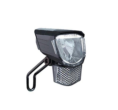 Büchel TOUR 45 SL LED Scheinwerfer 45 Lux mit Standlicht mit Schalter für Nabendynamo -