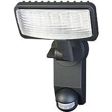 Brennenstuhl 1179620 Sensor LED Zone Lighting Premium City LH2705 PIR IP44 with sensor 27x0,5W 1080lm Energy efficiency class A
