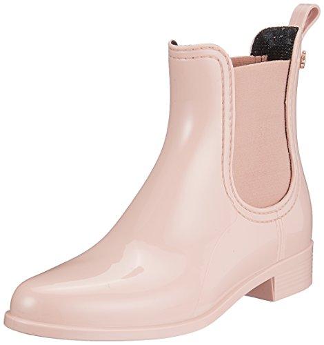 Lemon Jelly Damen Comfy Chelsea Boots, Pink (Baby Rose), 41 EU