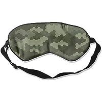 Camouflage Pattern Olive 99% Eyeshade Blinders Sleeping Eye Patch Eye Mask Blindfold For Travel Insomnia Meditation preisvergleich bei billige-tabletten.eu