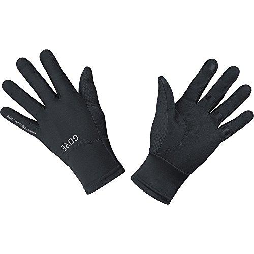 GORE Wear Winddichte Handschuhe, M GORE WINDSTOPPER Gloves, Größe: 8, Farbe: Schwarz, 100115