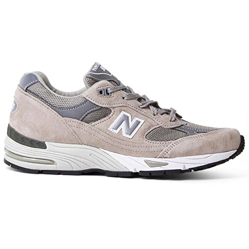 New Balance - W991GL - W991GL - Color: Blanco-Gris-Marrón - Size: 37.5 v22iIHeju