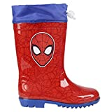 Spiderman S0711486 Botas de Agua Infantiles 73488