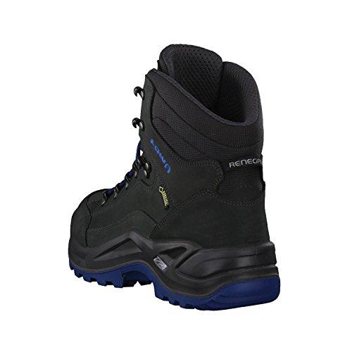 Lowa Herren Renegade GTX M Trekking-& Wanderstiefel Grau (Anthrazit/jeans 9751)