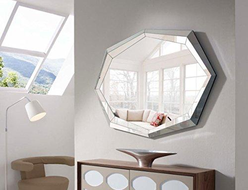 DISARTE-Espejos-Modernos-de-Cristal-Teide-Octogonal-110x80-iBERGADA