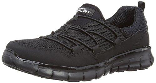 Skechers  SynergyLoving Life, Sneakers Basses femme Black