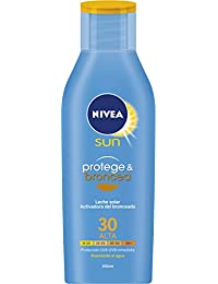 Nivea Sun Protect and Tan Milk with SPF 30 200 ml