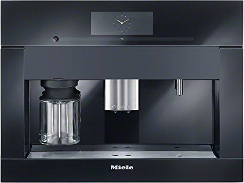 Miele CVA 6805 OBSW Integrado Totalmente automática Máquina espresso 2.3L Negro - Cafetera (Integrado, Máquina espresso, 2,3 L, Granos de café, De café molido, Molinillo integrado, Negro)