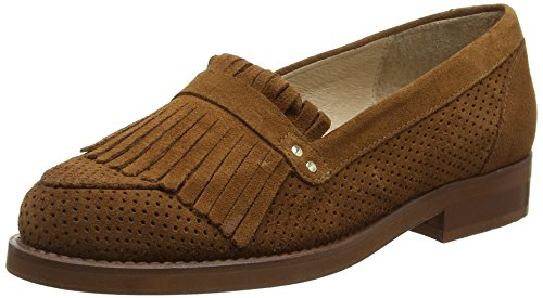 Moda in Pelle Efisio, Mocassins (Loafers) Femme