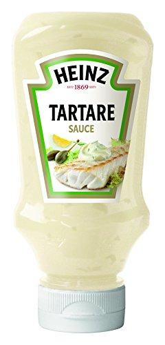 Heinz Tartare Sauce, Kopfsteher Squeezeflasche, 220 ml Test
