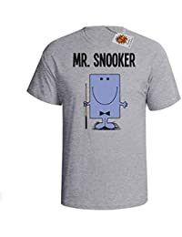 `Mr Snooker` mens hobbies/occupations perfect gift t shirt