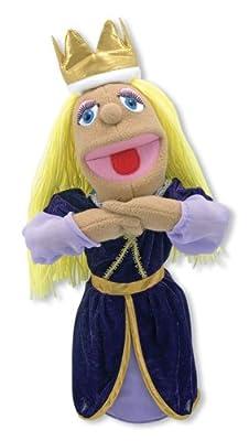 Melissa & Doug - Marioneta de princesa de Melissa&Doug