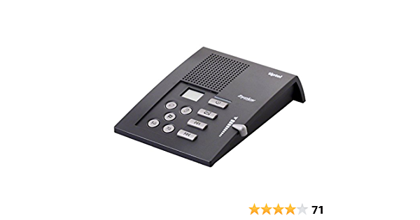 Tiptel Ergophone 305 Elektronik