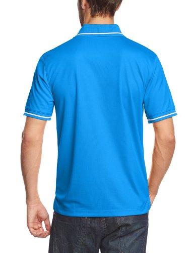 Odlo Herren Polo Shirt Short Sleeve Cruse Dresden Blue