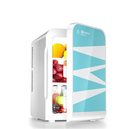 Preisvergleich Produktbild Mini Kühlschrank Silent 22L Kühler und Wärmer 12 V / 220 V für Auto,  Zuhause / für Auto Kühlschrank,  tragbare Kühlbox für Reise Kühlbox kleine Kühlschränke